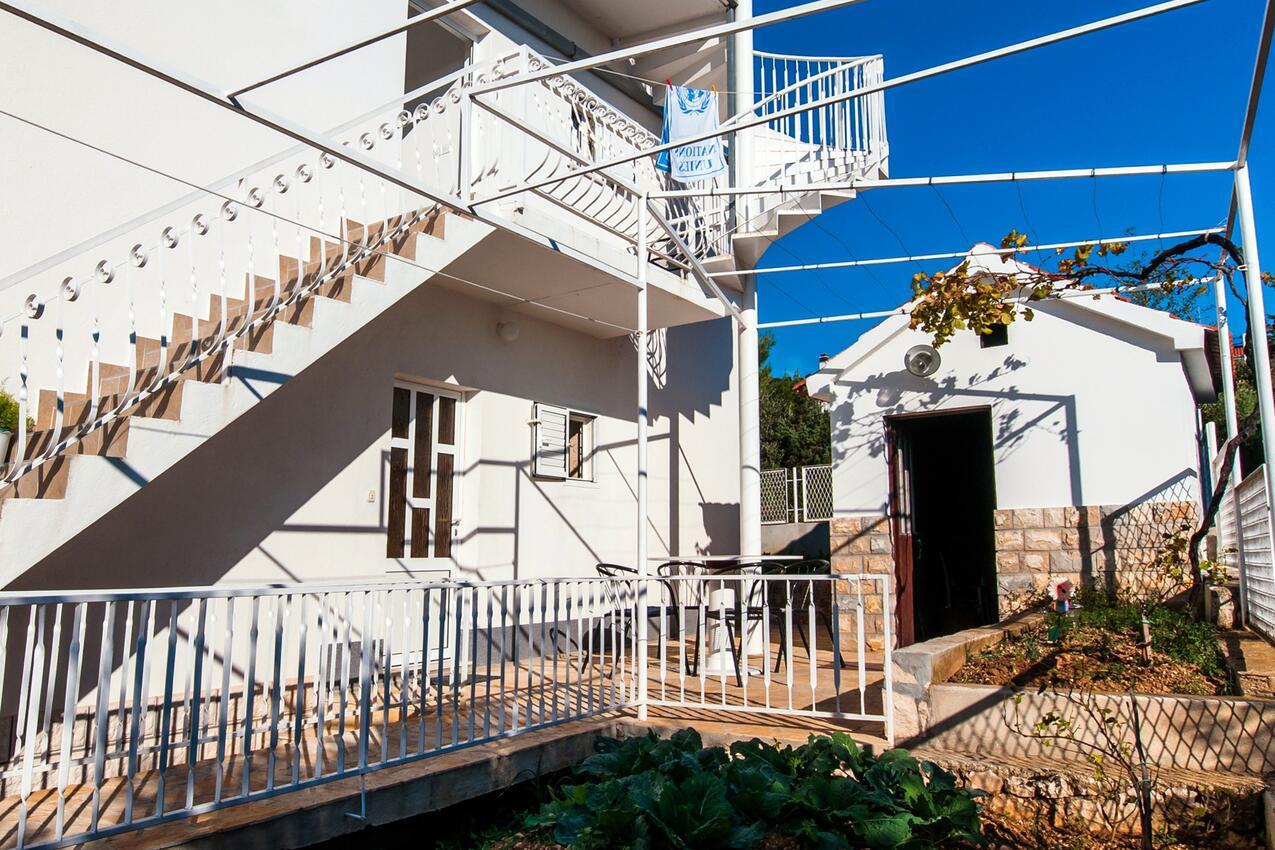 Ferienwohnung im Ort Kanica (Rogoznica), Kapazität 6+1 (1867653), Kanica, , Dalmatien, Kroatien, Bild 33