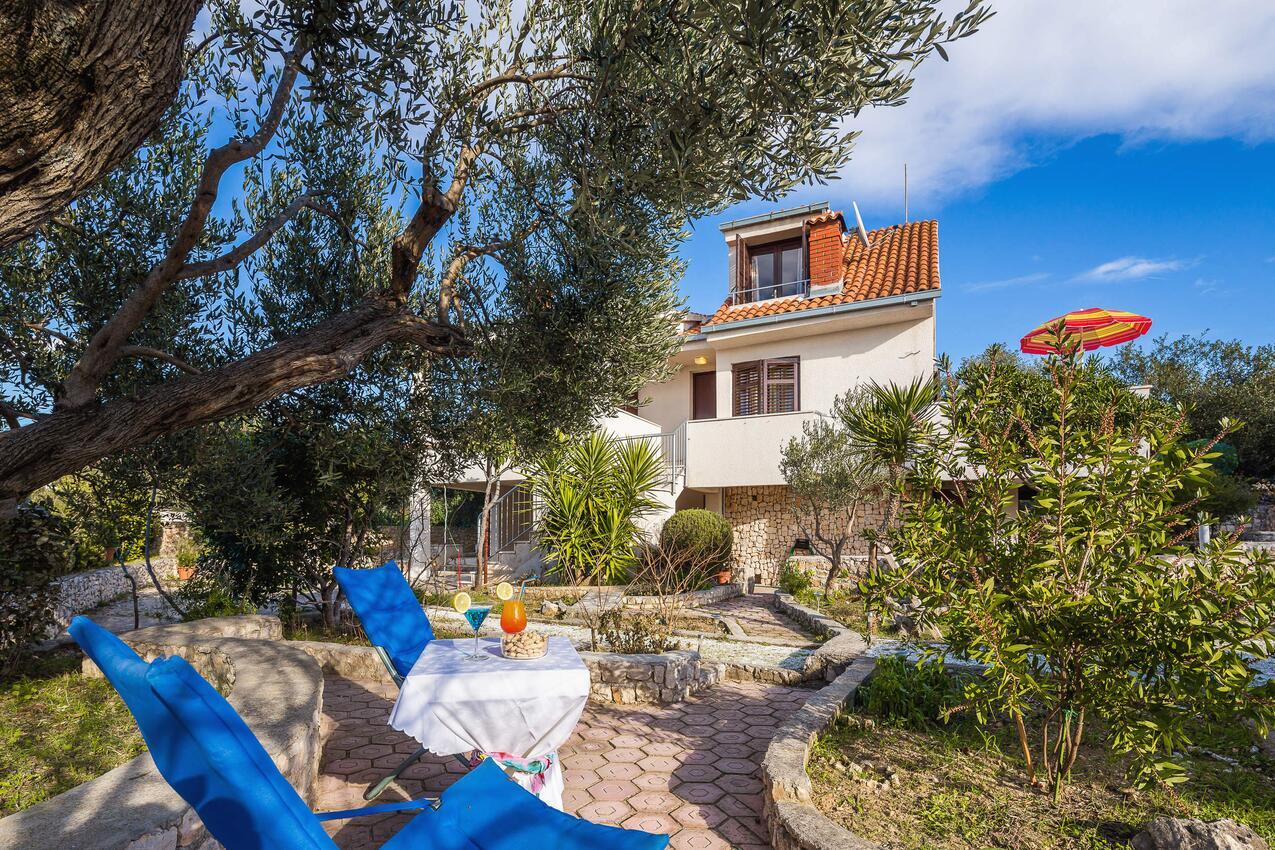Ferienhaus Haus im Ort Kanica (Rogoznica), Kapazität6+2 (1012399), Kanica, , Dalmatien, Kroatien, Bild 36