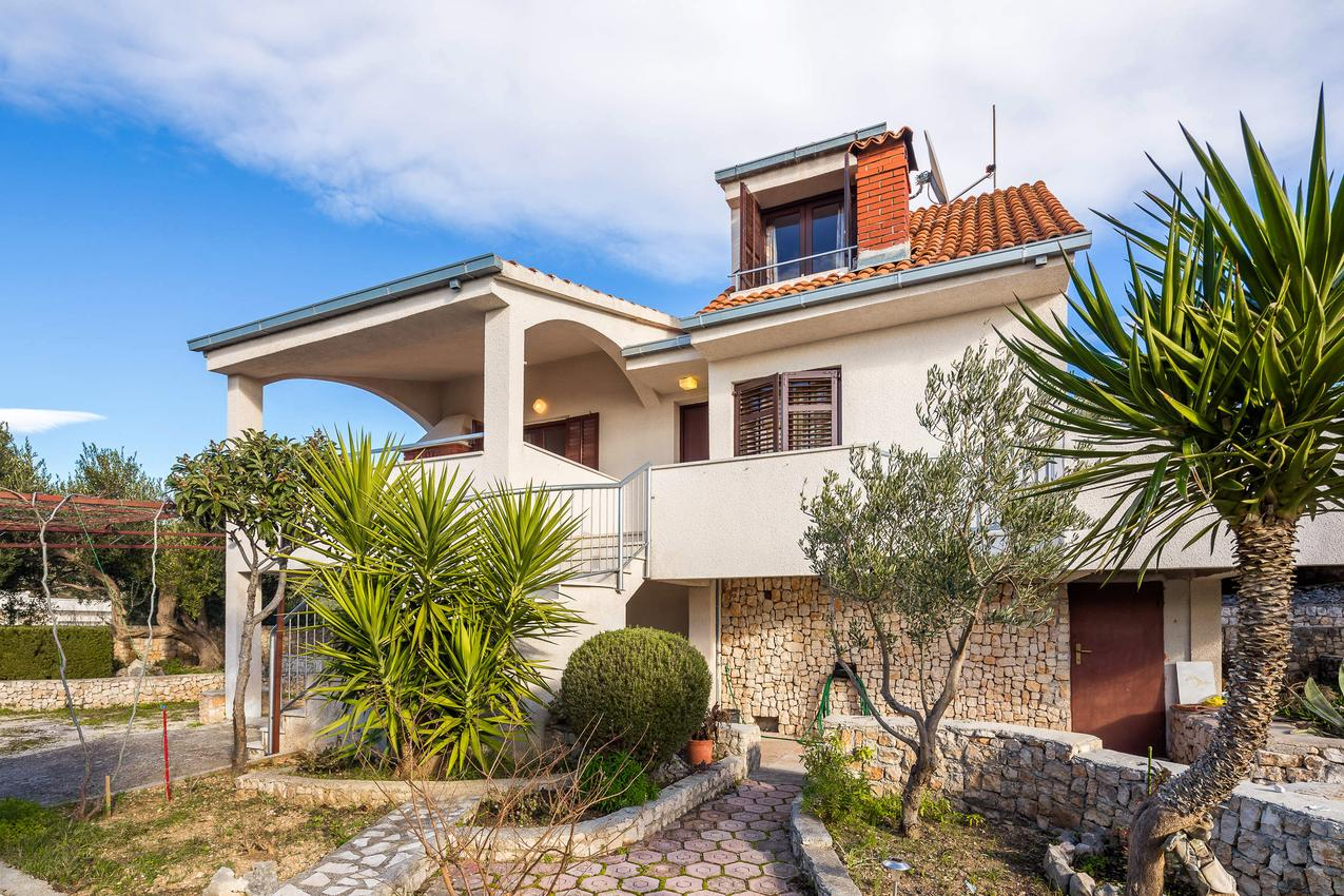 Ferienhaus Haus im Ort Kanica (Rogoznica), Kapazität6+2 (1012399), Kanica, , Dalmatien, Kroatien, Bild 31