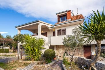 Kanica, Rogoznica, Property 1102 - Vacation Rentals near sea with pebble beach.