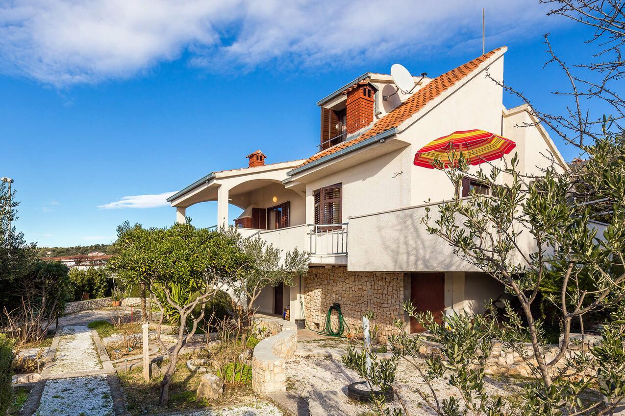 Ferienhaus Haus im Ort Kanica (Rogoznica), Kapazität6+2 (1012399), Kanica, , Dalmatien, Kroatien, Bild 33
