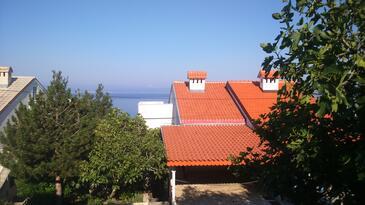 Klenovica, Novi Vinodolski, Property 11028 - Apartments with pebble beach.
