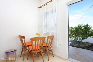 Vinišće, Dining room in the apartment, WiFi.