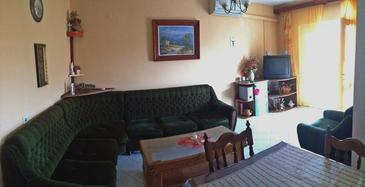 Brna, Living room 1 in the house, dostupna klima i WIFI.