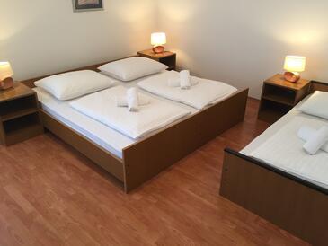 Rovanjska, Bedroom in the room, dostupna klima i WIFI.