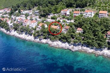 Prižba, Korčula, Objekt 11069 - Ubytování v blízkosti moře.