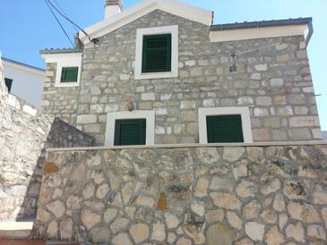 Medići, Omiš, Property 11108 - Vacation Rentals with pebble beach.