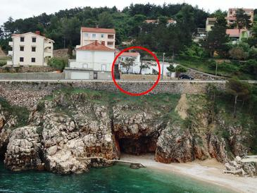 Vrbnik, Krk, Property 11132 - Apartments near sea with pebble beach.