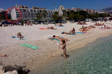 Split, Split, Property 11139 - Apartments near sea with pebble beach.