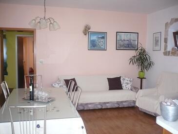 Okrug Donji, Nappali szállásegység típusa apartment, légkondicionálás elérhető és WiFi .