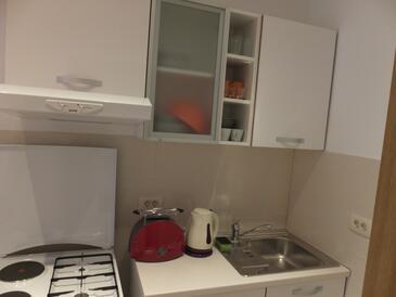 Dubrovnik, Kitchen in the studio-apartment, WIFI.
