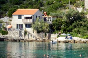 Apartments by the sea Cove Donja Krušica (Šolta) - 11146