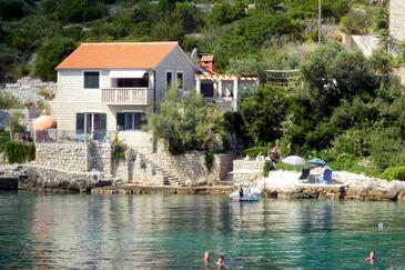 Donja Krušica, Šolta, Property 11146 - Apartments by the sea.