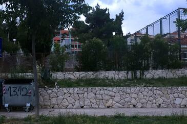 Split, Split, Property 11170 - Apartments with pebble beach.