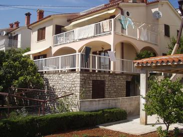 Rabac, Labin, Property 11175 - Apartments with pebble beach.