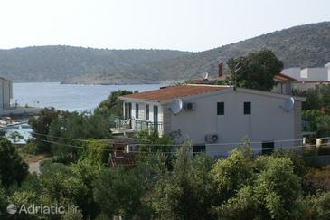Kanica, Rogoznica, Property 1118 - Apartments near sea with pebble beach.