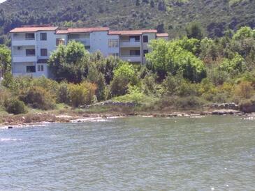 Hodilje, Pelješac, Property 11189 - Apartments by the sea.