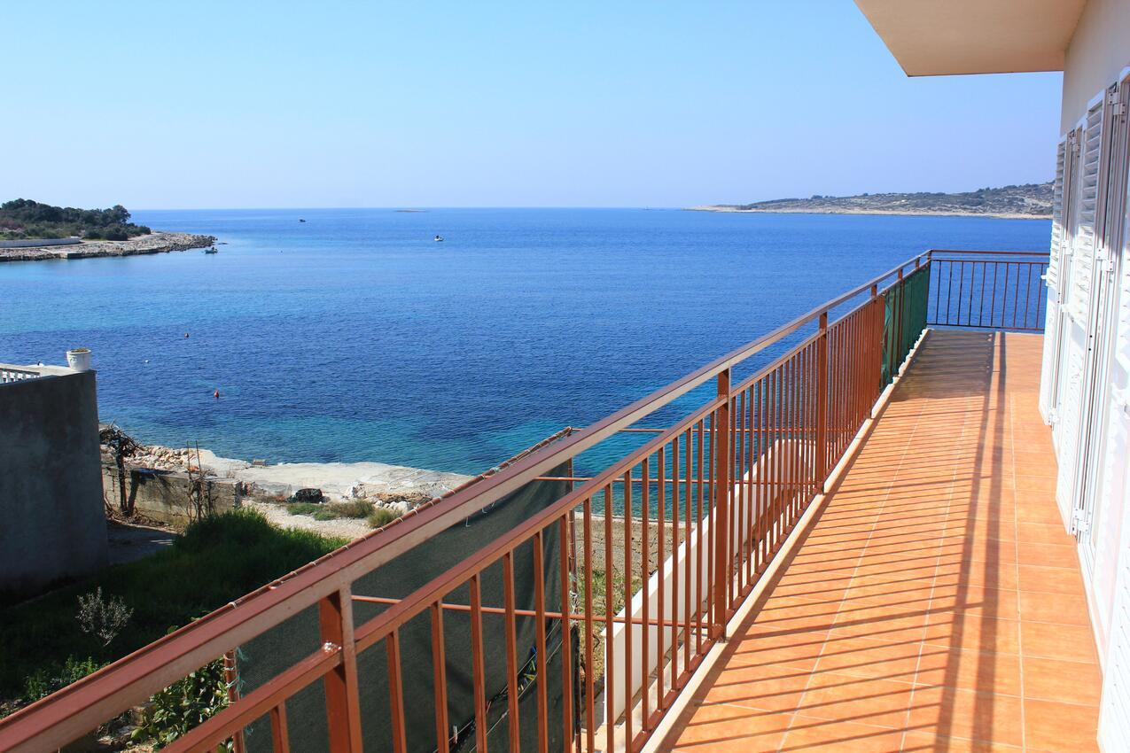 Ferienwohnung im Ort Kanica (Rogoznica), Kapazität 8+0 (1012438), Kanica, , Dalmatien, Kroatien, Bild 21
