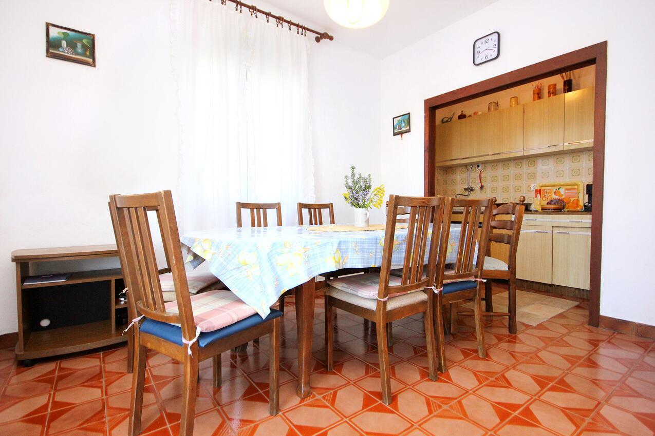 Ferienwohnung im Ort Kanica (Rogoznica), Kapazität 8+0 (1012438), Kanica, , Dalmatien, Kroatien, Bild 2