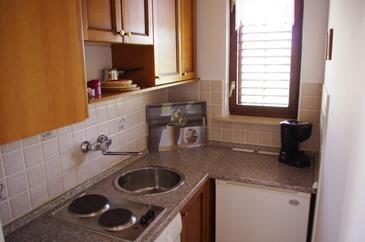 Drage, Kitchen 1 in the apartment, dopusteni kucni ljubimci i WIFI.
