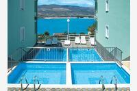Apartmány s bazénem Mastrinka (Čiovo) - 11192