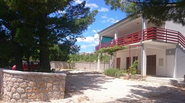 Seline, Paklenica, Property 11197 - Apartments near sea with pebble beach.