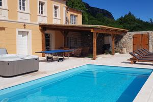 Family friendly house with a swimming pool Bribir, Novi Vinodolski - 11264