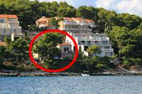 Apartmány u moře Lumbarda (Korčula) - 11267