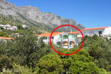 Podaca, Makarska, Property 11274 - Apartments near sea with pebble beach.