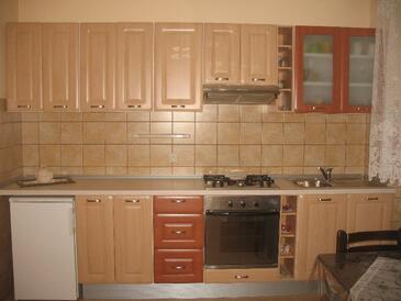 Lumbarda, Kitchen in the apartment, WIFI.
