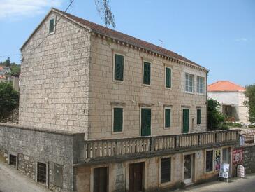 Lumbarda, Korčula, Property 11275 - Apartments near sea with sandy beach.