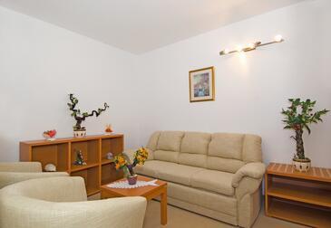 Podstrana, Camera di soggiorno nell'alloggi del tipo apartment, WiFi.