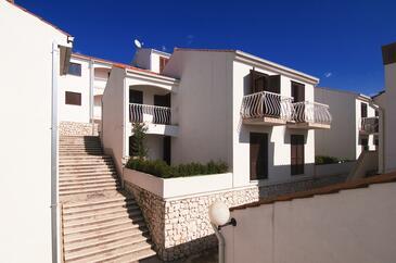 Podstrana, Split, Alloggio 11277 - Appartamenti affitto vicino al mare con la spiaggia ghiaiosa.
