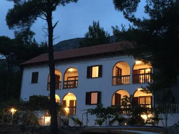 Ivan Dolac, Hvar, Property 11308 - Apartments near sea with pebble beach.