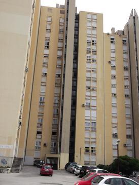 Split, Split, Объект 11312 - Апартаменты с галечным пляжем.
