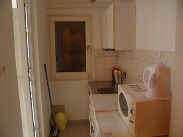 Komiža, Kuchyně v ubytování typu apartment, WIFI.
