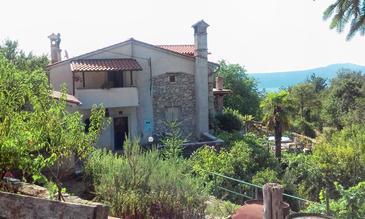 Rošići, Opatija, Объект 11318 - Дом для отдыха с галечным пляжем.