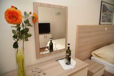Nemira, Bedroom in the room, dostupna klima i WIFI.