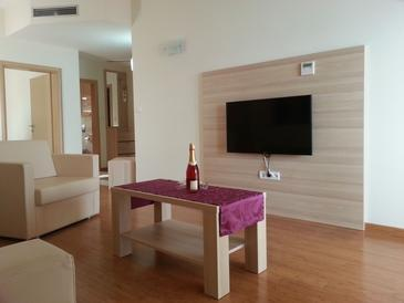 Nemira, Living room in the room, dostupna klima i WIFI.