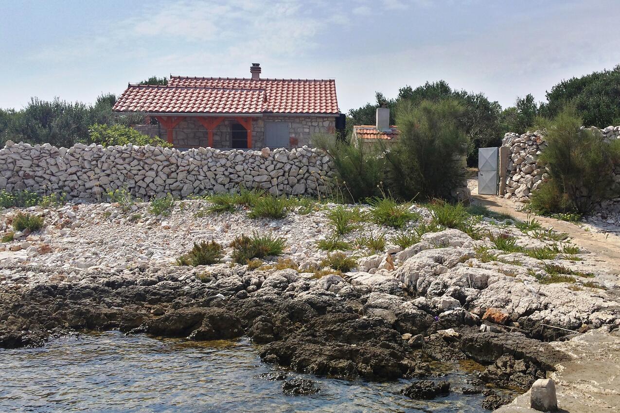 Haus im Ort Matu?kovica (Pa?man), Kapazität4+ Ferienhaus in Kroatien