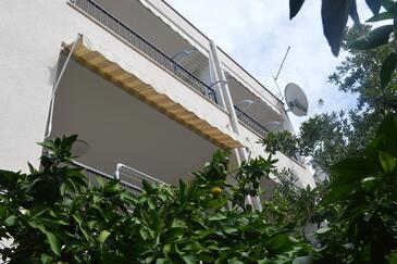 Makarska, Makarska, Szálláshely 11361 - Apartmanok kavicsos stranddal.