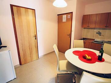 Banjol, Столовая в размещении типа apartment, доступный кондиционер, Домашние животные допускаются и WiFi.