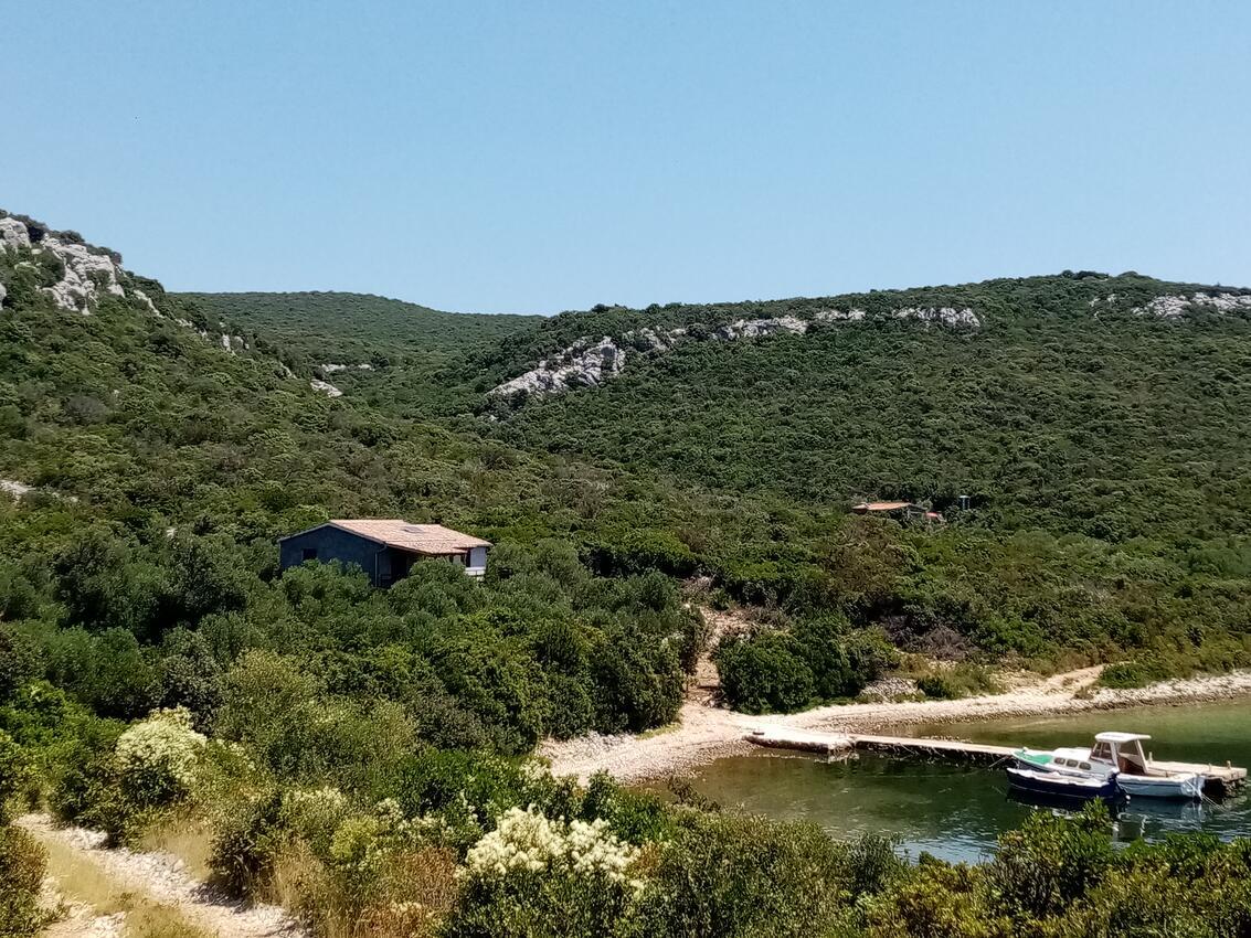 Chorvatsko robinzonské domy