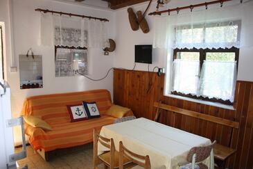 Neviđansko Polje, Esszimmer in folgender Unterkunftsart house, Haustiere erlaubt.