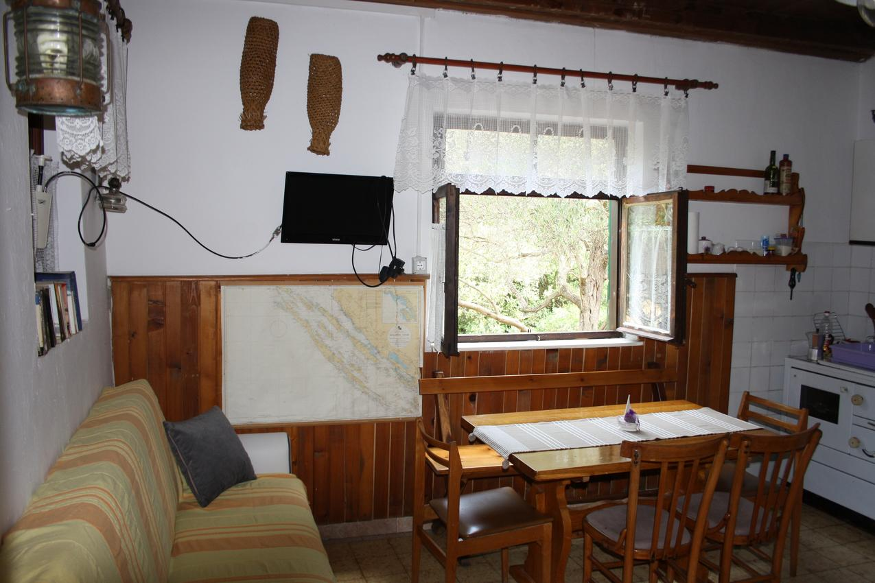 Ferienhaus Haus im Ort Neviansko Polje (Paaman), Kapazität4+1 (1852217), Nevidane, Insel Pasman, Dalmatien, Kroatien, Bild 3