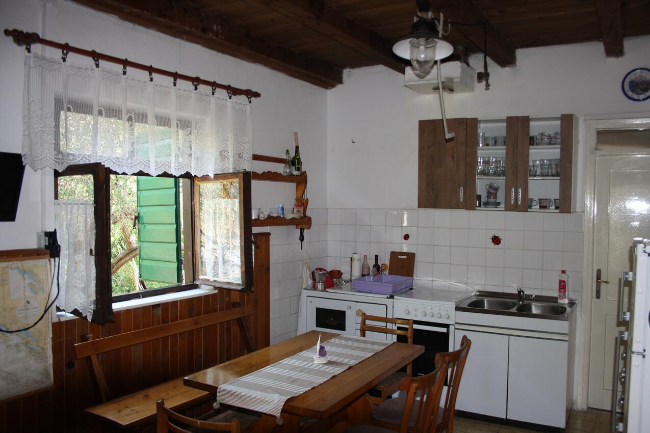Ferienhaus Haus im Ort Neviansko Polje (Paaman), Kapazität4+1 (1852217), Nevidane, Insel Pasman, Dalmatien, Kroatien, Bild 4