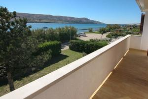 Apartments by the sea Pag - 11400
