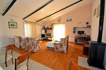 Suhi Potok, Obývacia izba v ubytovacej jednotke apartment, WiFi.