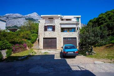 Makarska, Makarska, Property 11418 - Apartments with pebble beach.