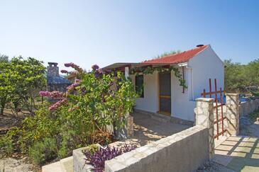 Tudorovica, Korčula, Objekt 11426 - Kuća za odmor sa šljunčanom plažom.